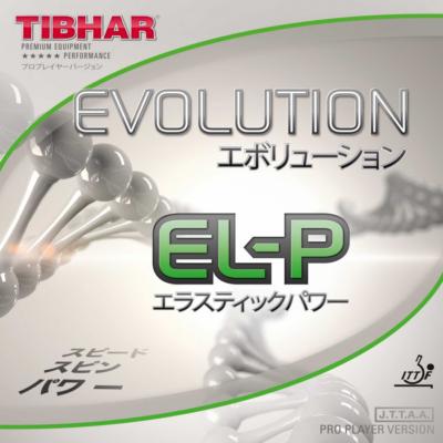 Tibhar Evolution EL-P asztalitenisz-borítás