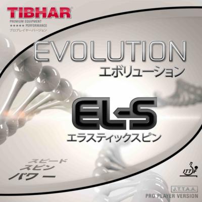 Tibhar Evolution EL-S asztalitenisz-borítás
