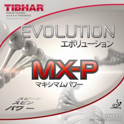 Tibhar Evolution MX-P asztalitenisz-borítás