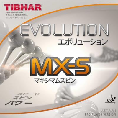 Tibhar Evolution MX-S asztalitenisz-borítás