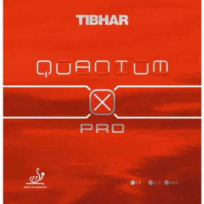 Tibhar Quantum X Pro asztalitenisz-borítás