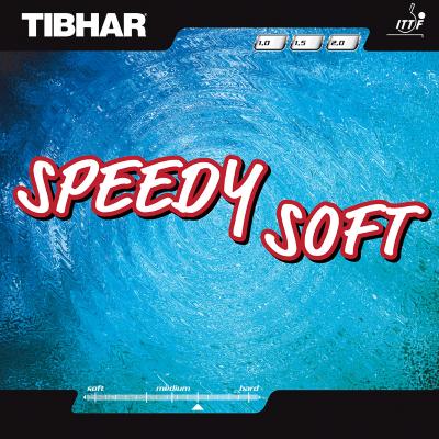 Tibhar Speedy Soft asztalitenisz-borítás