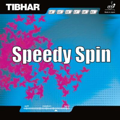 Tibhar Speedy Spin asztalitenisz-borítás