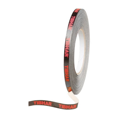 Tibhar Classic fejvédőszalag fekete színben (9 mm x 50 m)