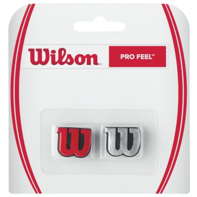 Wilson Pro Feel (piros és ezüst) rezgéscsillapító