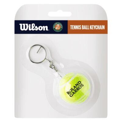 Wilson Roland Garros teniszlabda kulcstartó