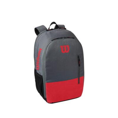 Wilson Team piros-szürke színű hátitáska
