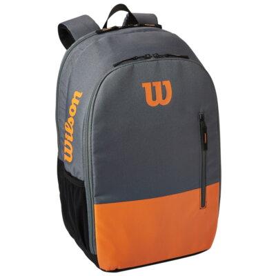Wilson Team fekete-narancsszínű hátitáska
