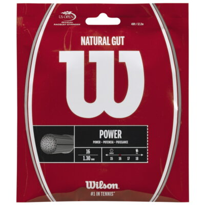 Wilson Natural Gut 12m teniszhúr