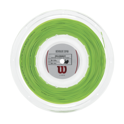 Wilson Revolve Spin zöld 200m teniszhúr