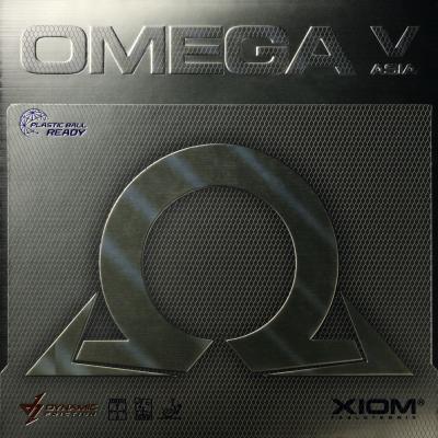 Xiom Omega V Asia asztalitenisz-borítás