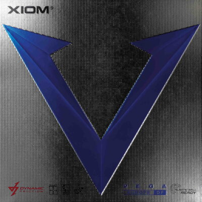 Xiom Vega Europe DF asztalitenisz-borítás
