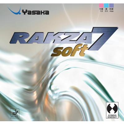 Yasaka Rakza 7 Soft asztalitenisz-borítás
