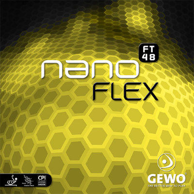 Gewo nanoFLEX FT 48 asztalitenisz-borítás