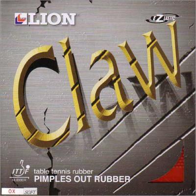 Lion Claw asztalitenisz borítás