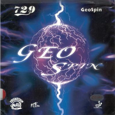 Ritc 729 Geospin asztalitenisz borítás