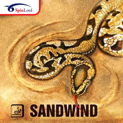 Spinlord Sandwind asztalitenisz-borítás
