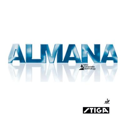 Stiga Almana asztalitenisz-borítás