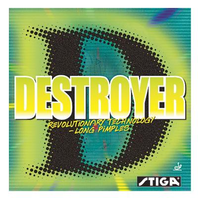 Stiga Destroyer asztalitenisz-borítás