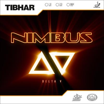Tibhar Nimbus Delta V asztalitenisz-borítás