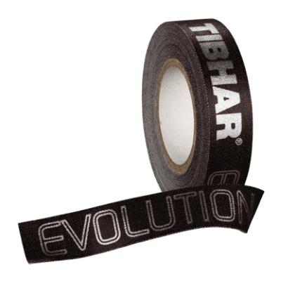Tibhar Evolution fejvédőszalag fekete színben (12 mm x 5 m)