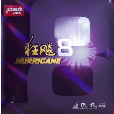 DHS Hurricane 8 asztalitenisz borítás