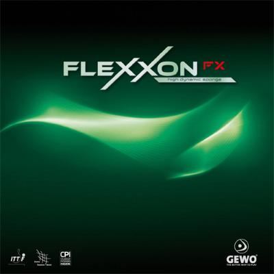 Gewo Flexxon FX asztalitenisz-borítás