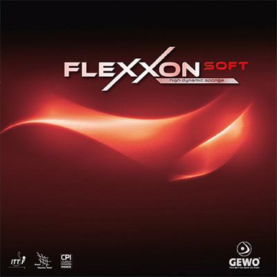 Gewo Flexxon Soft asztalitenisz-borítás