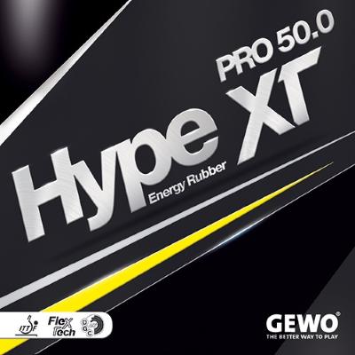 Gewo Hype XT Pro 50.0 asztalitenisz-borítás