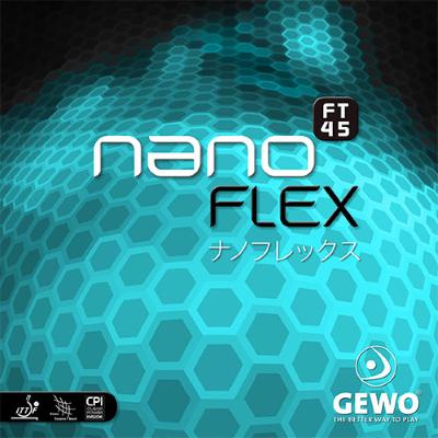 Gewo nanoFLEX FT 45 asztalitenisz-borítás