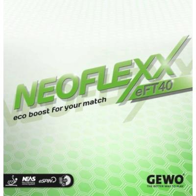 Gewo Neoflexx eFT 40 asztalitenisz-borítás
