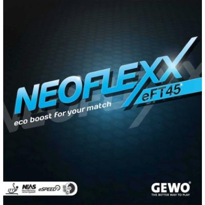 Gewo Neoflexx eFT 45 asztalitenisz-borítás