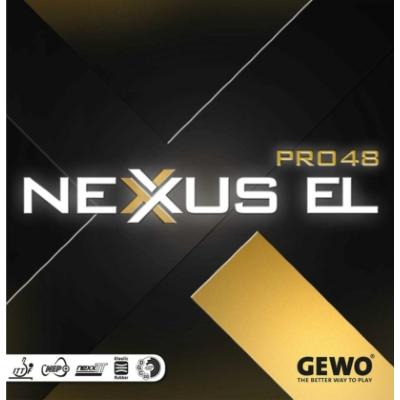 Gewo Nexxus EL Pro 48 asztalitenisz-borítás