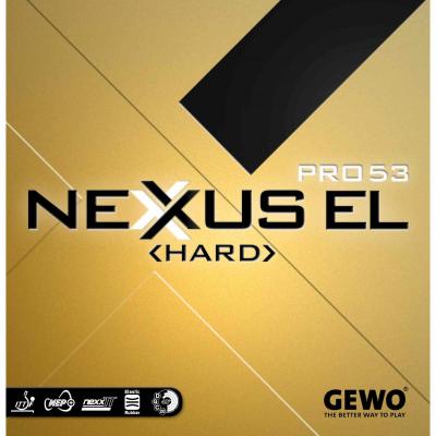 Gewo Nexxus EL Pro 53 Hard asztalitenisz-borítás