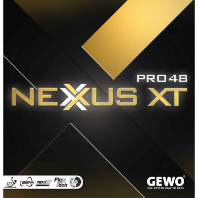 Gewo Nexxus XT Pro 48 asztalitenisz-borítás