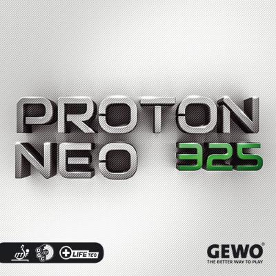Gewo Proton Neo 325 asztalitenisz-borítás