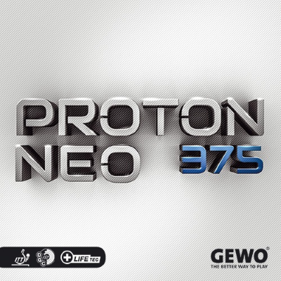 Gewo Proton Neo 375 asztalitenisz-borítás
