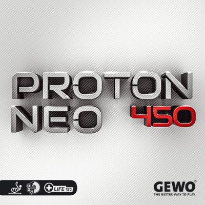 Gewo Proton Neo 450 asztalitenisz-borítás