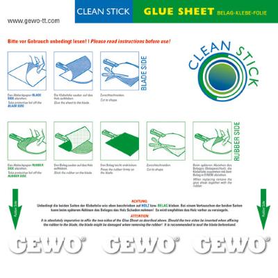 Gewo Clear Stick öntapadós ragasztófólia
