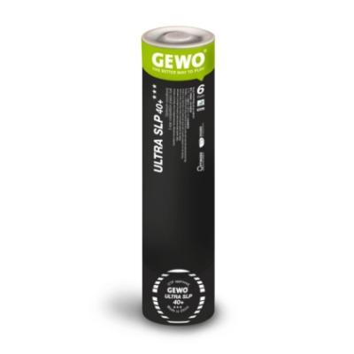 Gewo Ultra SLP 40+ 3-Star pingponglabda (6 db/doboz)