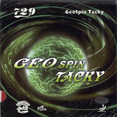Ritc 729 Geospin Tacky asztalitenisz borítás