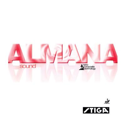 Stiga Almana Sound asztalitenisz-borítás