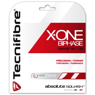 Tecnifibre X-One Biphase 9,7m squash húr