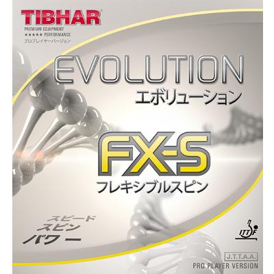 Tibhar Evolution FX-S asztalitenisz-borítás