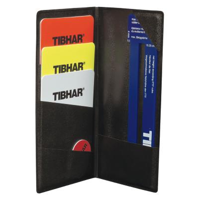 Tibhar játékvezetői készlet