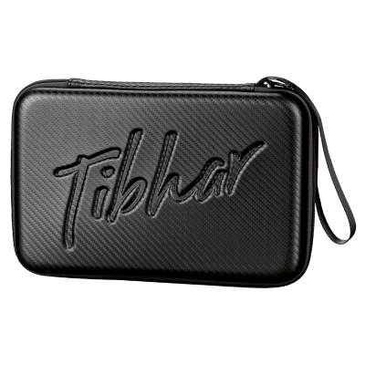 Tibhar Carbon szimplatok - fekete