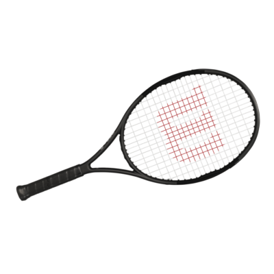 Wilson Pro Staff 25 fekete junior teniszütő