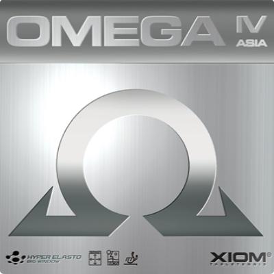 Xiom Omega IV Asia asztalitenisz-borítás
