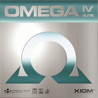 Xiom Omega IV Elite asztalitenisz-borítás