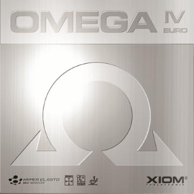 Xiom Omega IV Europe asztalitenisz-borítás